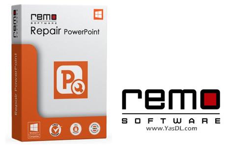 دانلود Remo Repair PowerPoint 2.0.0.18 - تعمیر فایل های پاور پوینت