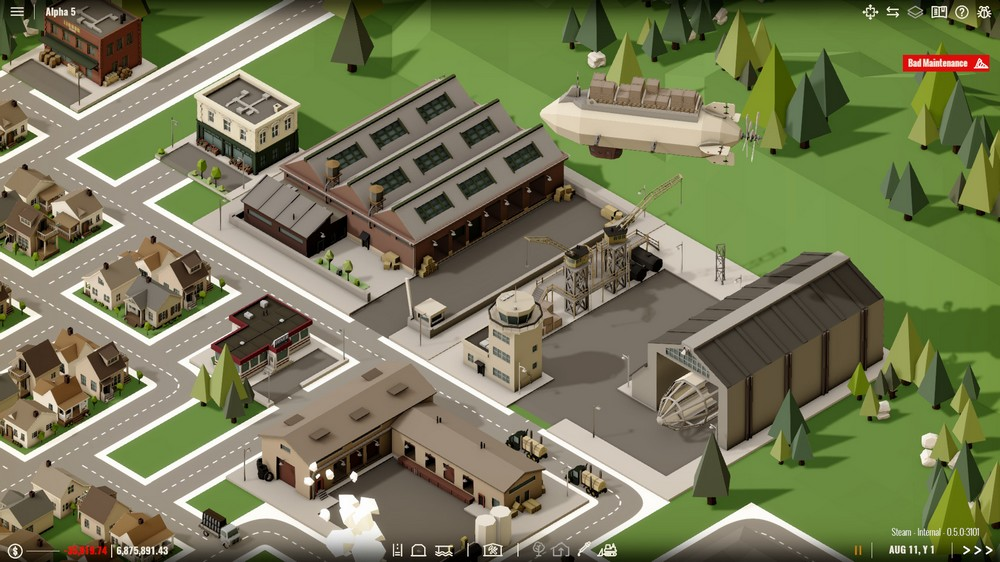 Rise Of Industry Game For PC