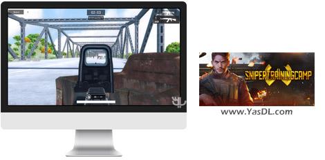 دانلود بازی Sniper Training Camp برای PC