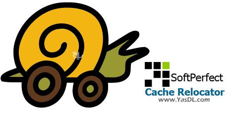 دانلود SoftPerfect Cache Relocator 1.0 - نرم افزار بهبود سرعت مرورگرهای وب