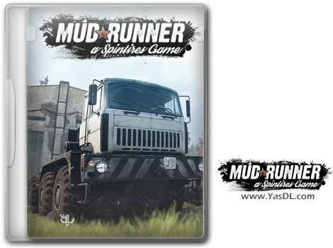 <strong></strong> بازی Spintires MudRunner The Valley برای PC