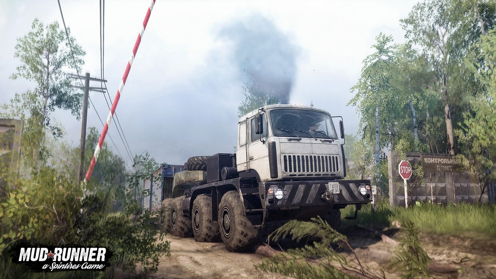 Spintires The Original Game V1.3.3 For PC | Jasmine