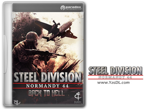 دانلود بازی Steel Division Normandy 44 Back to Hell برای PC