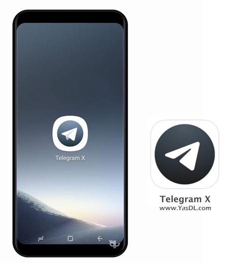 دانلود تلگرام ایکس برای اندروید Telegram X 0.21.8.1165