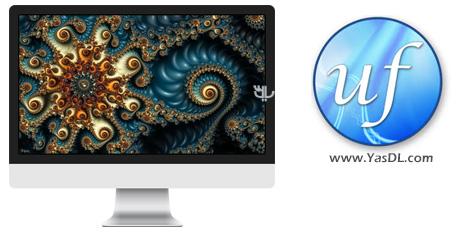 دانلود Ultra Fractal 6.01 Extended Edition x86/x64 - نرم افزار طراحی الگوهای فراکتال