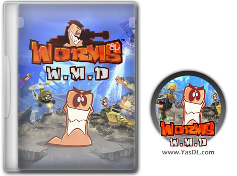 Worms W.M.D Wormhole For PC