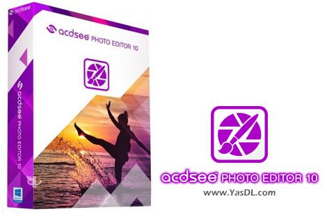 دانلود ACDSee Photo Editor 10.0 Build 46 - نرم افزار ویرایش حرفه ای تصاویر
