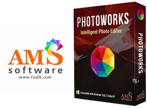 دانلود AMS Software PhotoWorks 10.0 - نرم افزار ویرایش حرفه ای تصاویر