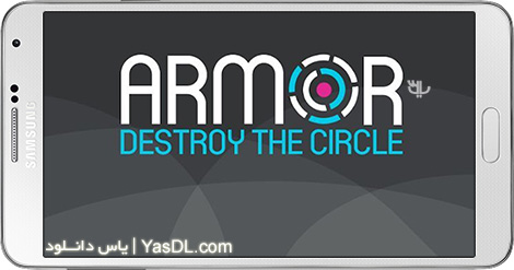 دانلود بازی Armor Color Circles 1.17 - دایره های رنگی برای اندروید