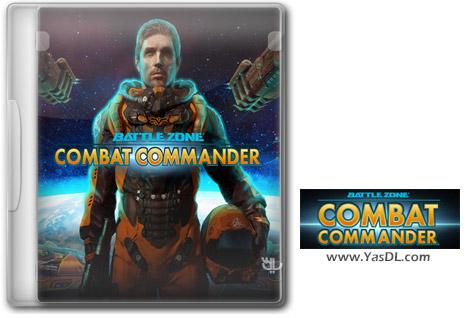 دانلود بازی Battlezone Combat Commander برای PC