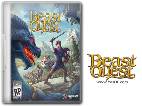 Beast Quest Game For PC