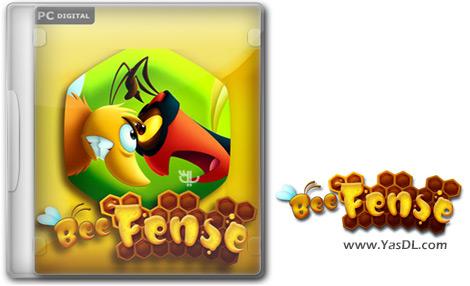 دانلود بازی BeeFense برای PC