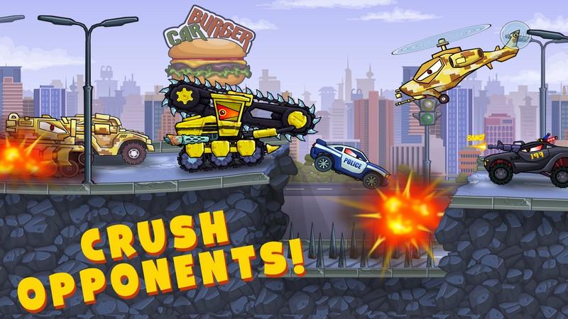 Car Eats Car 3 Racing Game 2.4.0 B375 For Android + Infinite Version