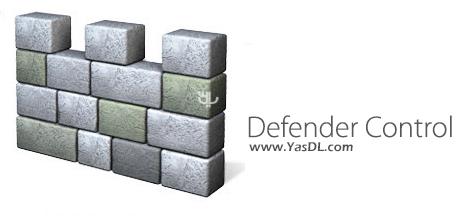 دانلود Defender Control 1.3 - کنترل فعالیت آنتی ویروس پیش فرض ویندوز