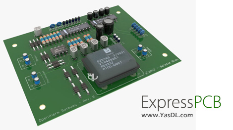 ExpressPCB 7.6.0 - Printed Circuit Board Software A2Z P30 Download ...