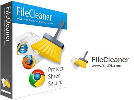 دانلود WebMinds FileCleaner Pro 4.8.0 Build 316 - پاک سازی سیستم از فایل های اضافه