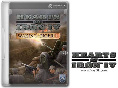 دانلود بازی Hearts of Iron IV Waking the Tiger برای PC