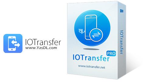 دانلود IOTransfer Pro 2.1.0.5269 - نرم افزار مدیریت آیفون و آیپد