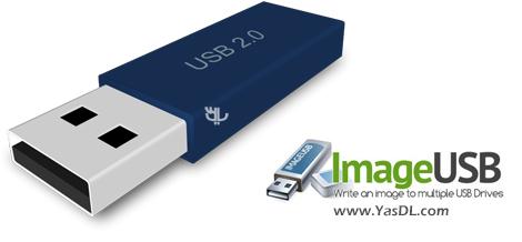 دانلود ImageUSB 1.3 Build 1006 - نرم افزار تهیه ایمیج از حافظه های فلش