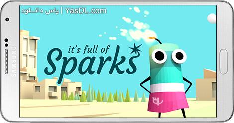 دانلود بازی Its Full of Sparks 1.0 - دنیای ترقه ها برای اندروید