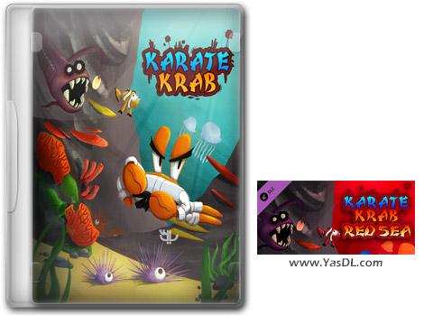 دانلود بازی Karate Krab Red Sea برای PC