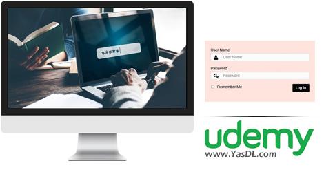 دانلود فیلم آموزش ساخت صفحه ثبت نام و لاگین در صفحات وب - PHP Secure Login and Registration System + Email Activation