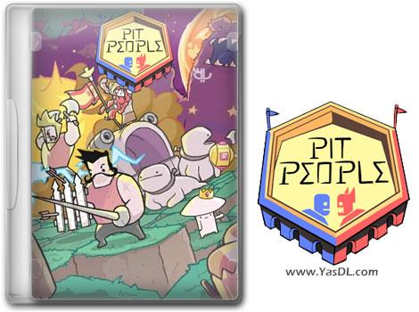 دانلود بازی Pit People برای PC