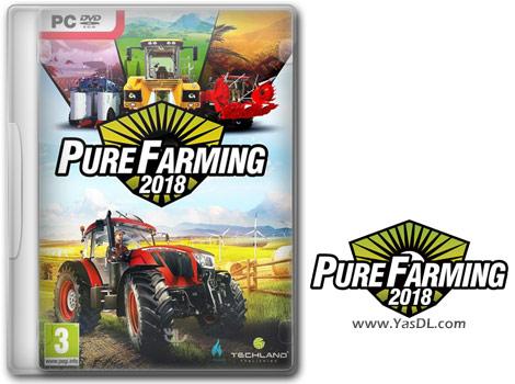 دانلود بازی Pure Farming 2018 برای PC