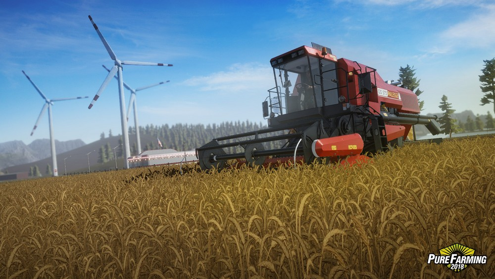 Pure Farming 2018 Game For PC