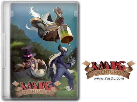 دانلود بازی Ragtag Adventurers برای PC