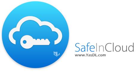 دانلود SafeInCloud 18.1.2 - نرم افزار مدیریت حرفه ای رمزهای عبور