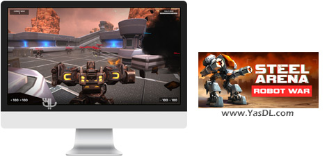دانلود بازی Steel Arena Robot War برای PC