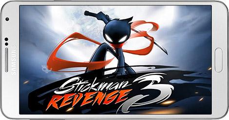 دانلود بازی Stickman Revenge 3 1.0.24 - انتقام استیکمن 3 برای اندروید + نسخه بی نهایت