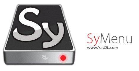 دانلود SyMenu 6.03.6634 - دسترسی آسان و سریع به انواع آیتم ها در ویندوز