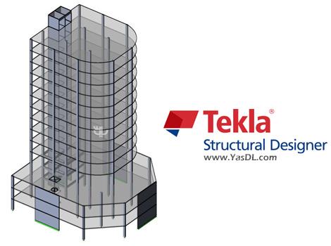 دانلود Tekla Structural Designer 2018 18.0.0.33 x64 - طراحی و تحلیل سازه های عمرانی