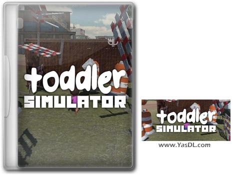 دانلود بازی Toddler Simulator برای PC