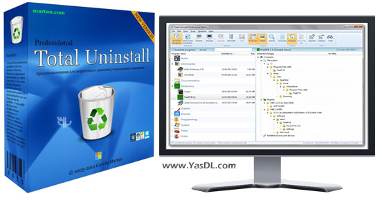 Total Uninstall Pro 6.23.0.510 X86/x64 + Portable - The Complete Removal Program