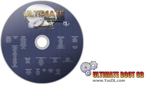 دانلود Ultimate Boot CD 5 3 8 - دیسک نجات رایانه