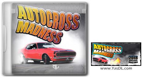دانلود بازی AUTOCROSS MADNESS برای PC