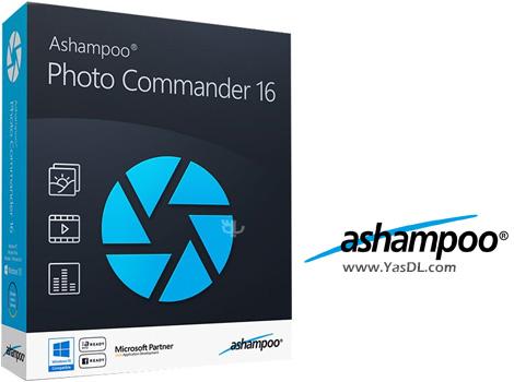 دانلود Ashampoo Photo Commander 16.0.4 + Portable - نرم افزار مدیریت تصاویر
