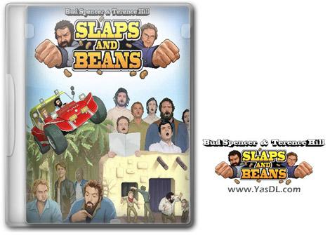 دانلود بازی Bud Spencer and Terence Hill Slaps And Beans برای PC