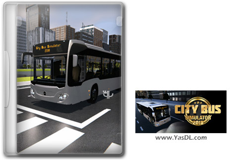 City Bus Simulator 2018 For PC