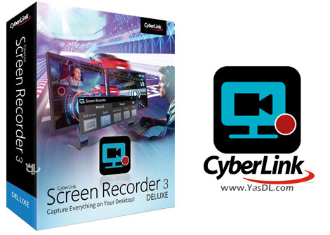 CyberLink Screen Recorder Deluxe 3.1.0.4287 - Screen Capture