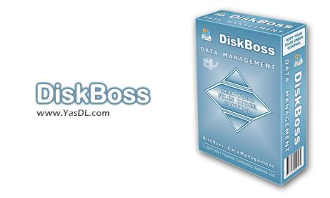 دانلود DiskBoss 11.9.18 - نرم افزار اسکن و بهینه سازی هارد دیسک