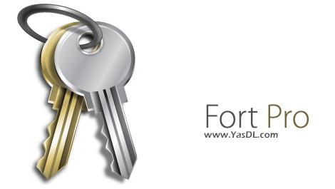 دانلود Fort Professional 4.1.0.0 - نرم افزار رمزگذاری فایل ها