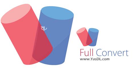 دانلود Full Convert Enterprise 18.04.1436 - مبدل قدرتمند دیتابیس