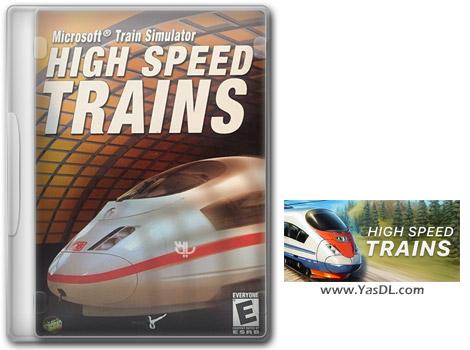 دانلود بازی High Speed Trains برای PC