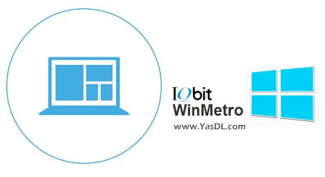دانلود IObit WinMetro 1.2.0.702 - نرم افزار شبیه ساز استارت منوی ویندوز 8