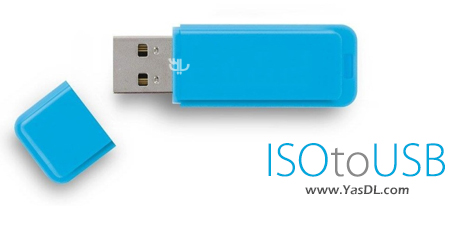 دانلود ISOtoUSB 2.3.2.5 - نرم افزار نصب ویندوز با حافظه های USB