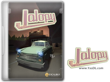 دانلود بازی Jalopy برای PC